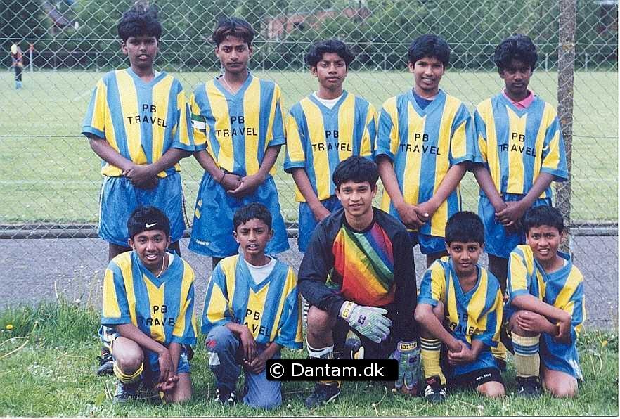 Tamilske Mester i Horsens Cup 1998