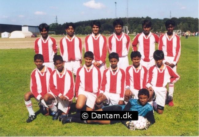 Dantam IF fik sejren ved Landsmesterskabet i 1999 (1)