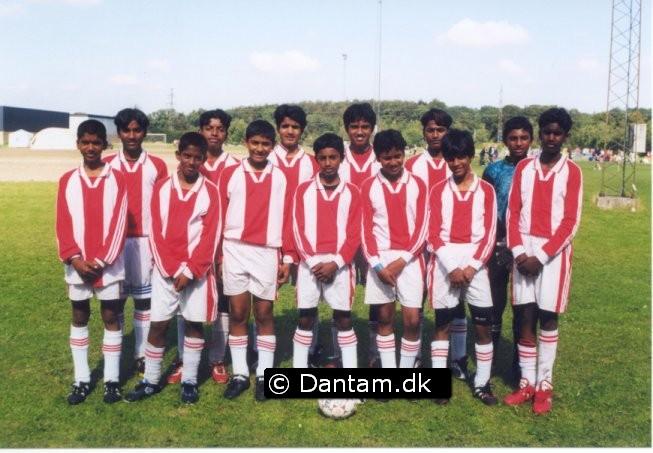 Dantam IF fik sejren ved Landsmesterskabet i 1999 (2)