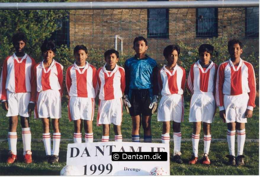 Dantam IF Fodbold Drenge Hold 1999 (1)