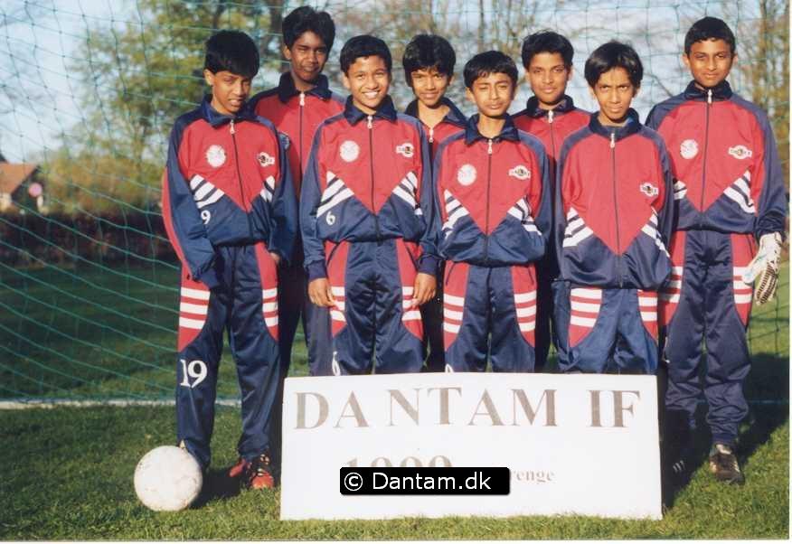 Dantam IF Fodbold Drenge Hold 1999 (2)