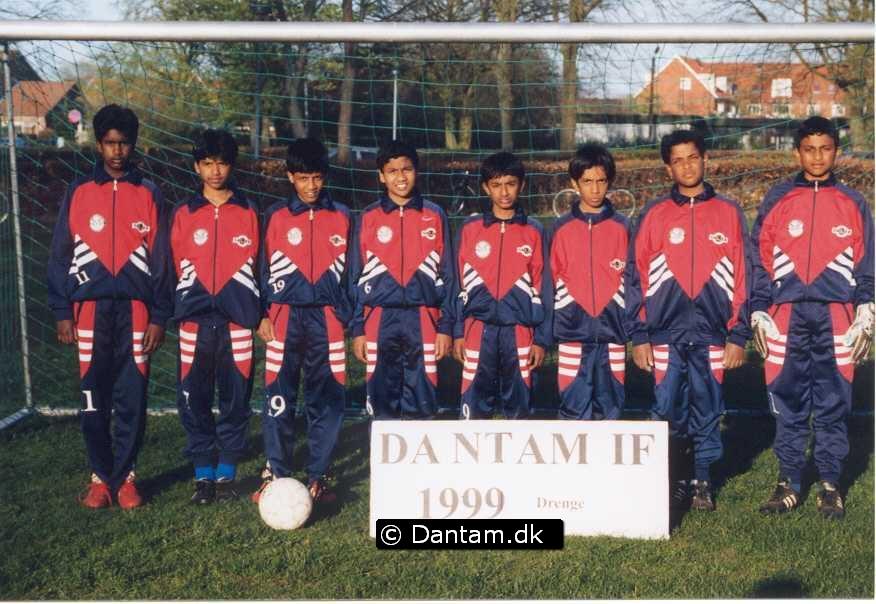 Dantam IF Fodbold Drenge Hold 1999 (3)