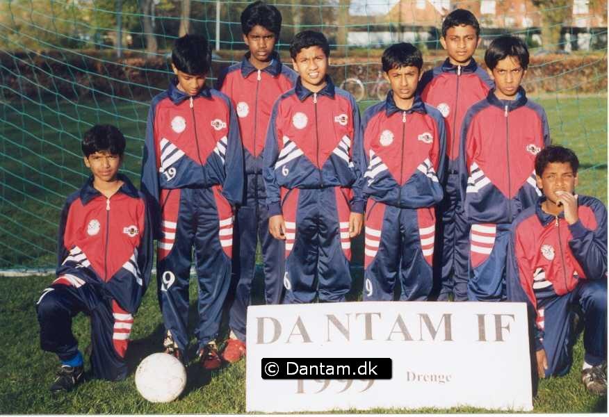 Dantam IF Fodbold Drenge Hold 1999 (4)