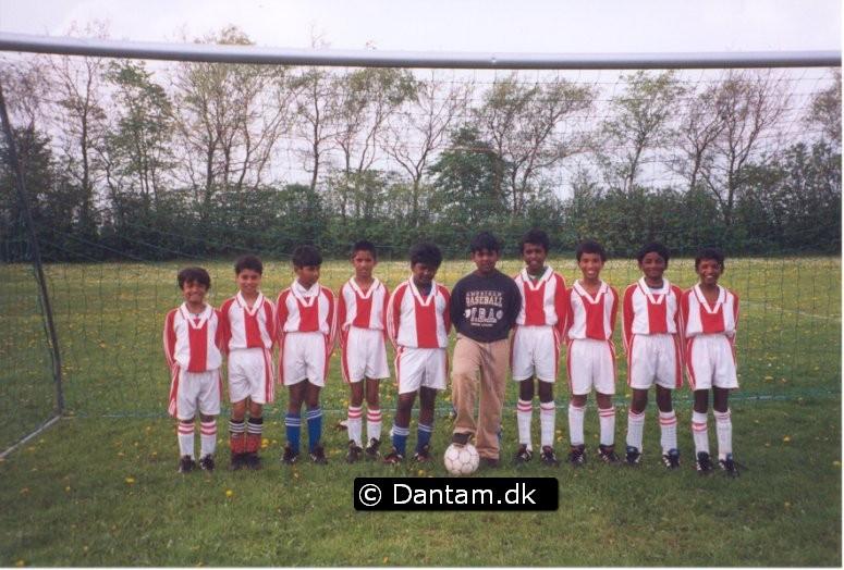 Dantam IF Miniput Hold i Fodbold 1999 (1)