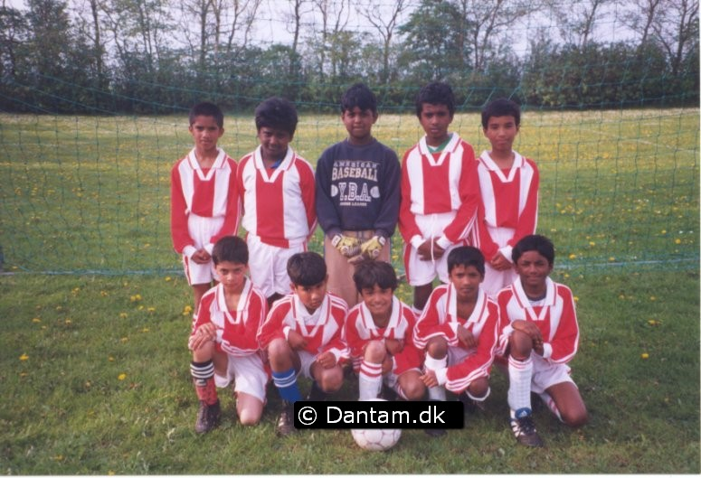 Dantam IF Miniput Hold i Fodbold 1999 (2)
