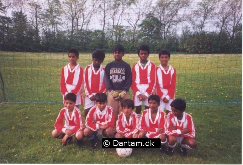 Dantam IF Miniput Hold i Fodbold 1999 (3)