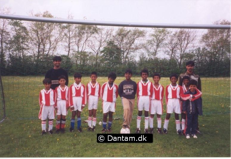 Dantam IF Miniput Hold i Fodbold 1999 (4)