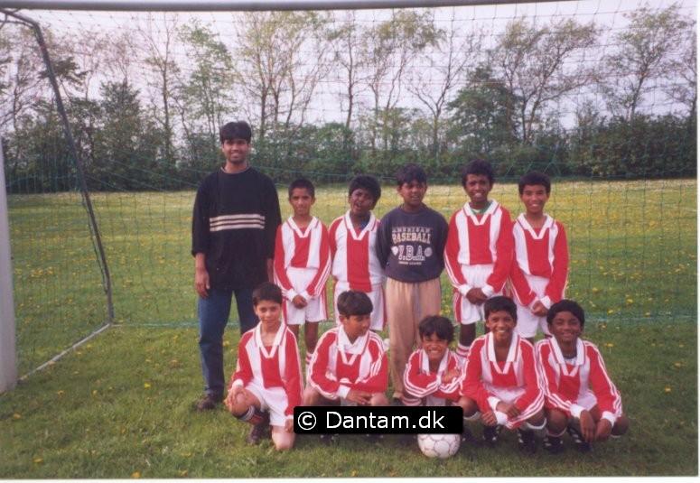 Dantam IF Miniput Hold i Fodbold 1999 (5)
