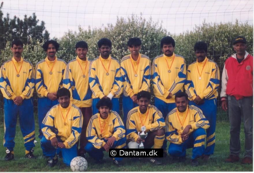Dantam IF Senior Hold i Fodbold 1998 (1)