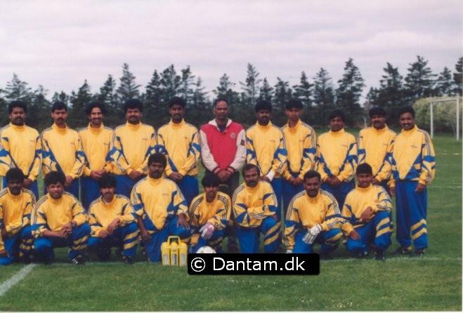Dantam IF Senior Hold i Fodbold 1998 (2)