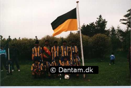 Dantam IF Senior Hold i Fodbold 1998 (4)
