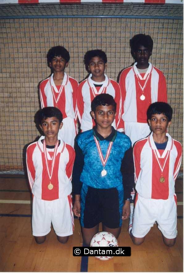 DGI Herreds Mester i 1998-1999 (5 mands indefodbold)