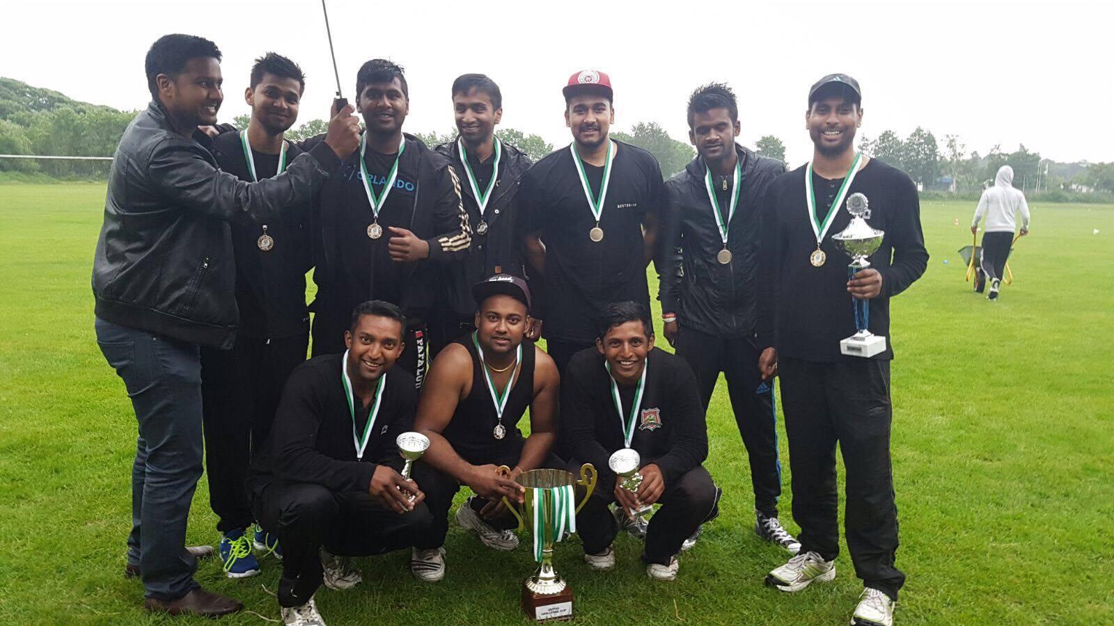 Dantam - Jaffna cup Champions 2016
